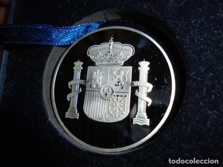 Medallas temáticas: MEDALLA DON QUIJOTE DE PLATA - Foto 9 - 75149823