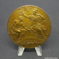 Médailles thématiques: FRANCIA.- EXPOSICIÓN UNIVERSAL DE PARÍS 1889 - REPÚBLICA FRANCESA - LOUIS BOTTEE.. Lote 190390605