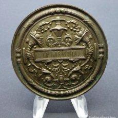Medallas temáticas: MEDALLA UNIFAZ. LA MARAVILLA.. Lote 190391863