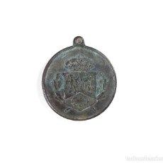 Medallas temáticas: MADRID.- ARBITRIO SOBRE LOS PERROS. Lote 190777518
