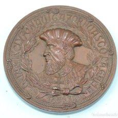 Medallas temáticas: MEDALLA DEL 4º CENTENARIO DEL DESCUBRIMIENTO DEL CAMINO MARITIMO A INDIA POR VASCO DA GAMA, PORTUGAL. Lote 190819666