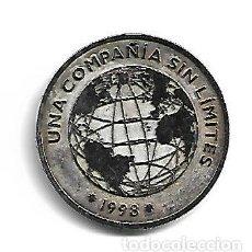 Medallas temáticas: MONEDA - MEDALLA 1998 AMPLIACION DE CAPITAL MUY BUEN ESTADO. Lote 191730287