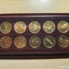 Medallas temáticas: MEDALLAS CONMEMORATIVAS DE LOS JUEGOS OLIMPICOS. Lote 191846371