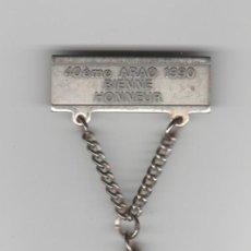 Medallas temáticas: MEDALLA FRANCESA. Lote 192097456