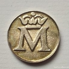 Medallas temáticas: FICHA DE LA FNMT. Lote 193353750