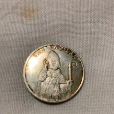 Medallas temáticas: MONEDA DE PLATA SAN FROILÁN LUGO 2005. Lote 194248237