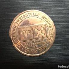 Medallas temáticas: MEDALLA DEL VOLKSBANK. Lote 194311821