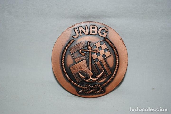 Medallas temáticas: JUEGOS NAUTICOS DE LA BAHIA GADITANA - Foto 2 - 194328880