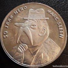 Medallas temáticas: NERO DE MARC SLEEN- COMIC- MEDALLA 50 ANIVERSARIO - HISTORIETA DE AVENTURA. Lote 194331773