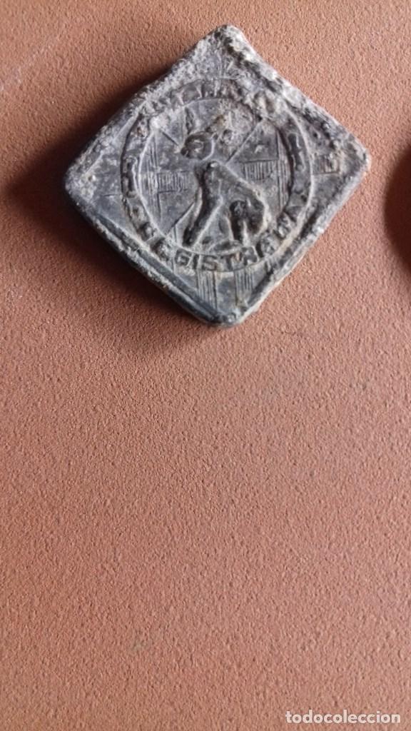 PRECINTO SALCHICHON VICH (Numismática - Medallería - Temática)