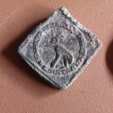 Medallas temáticas: PRECINTO SALCHICHON VICH. Lote 194345931