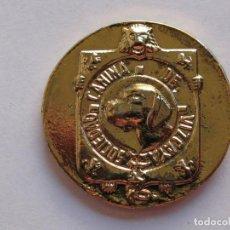 Medallas temáticas: MEDALLA SOCIEDAD CANINA DE VIZCAYA , PREMIO AL MERITO . BILBAO , 19,30 GRAMOS/34 MM. Lote 194377796