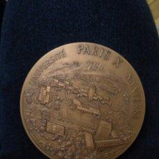 Medallas temáticas: UNIVERSIDAD DE PARÍS. Lote 194638113
