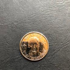 Medallas temáticas: LA COLECCIÓN OFICIAL DE MEDALLA DE LA SELECCIÓN. Lote 195205881
