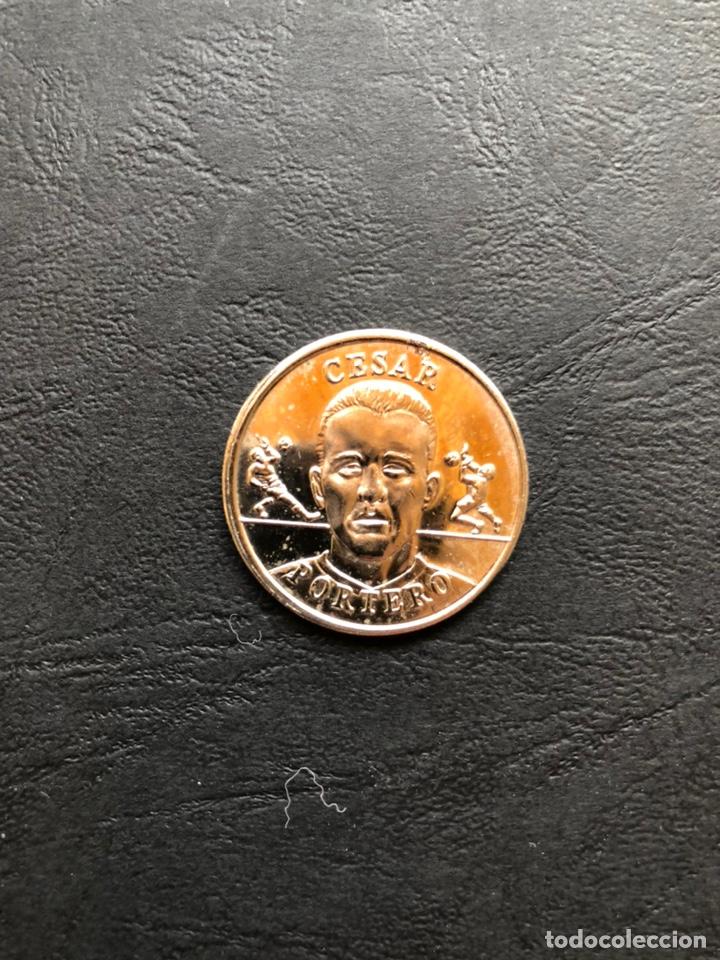 LA COLECCIÓN OFICIAL DE MEDALLA DE LA SELECCIÓN (Numismática - Medallería - Temática)