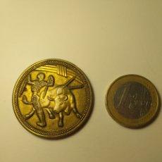 Medallas temáticas: MEDALLA TAURINA TOROS TAUROMAQUIA. Lote 195224806