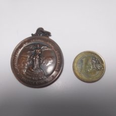 Medallas temáticas: BARCELONA 1970 - MEDALLA MONTEPIO 'PREMIO A LA ANTIGUEDAD' EL IDEAL DEL PREVISOR. Lote 195347383
