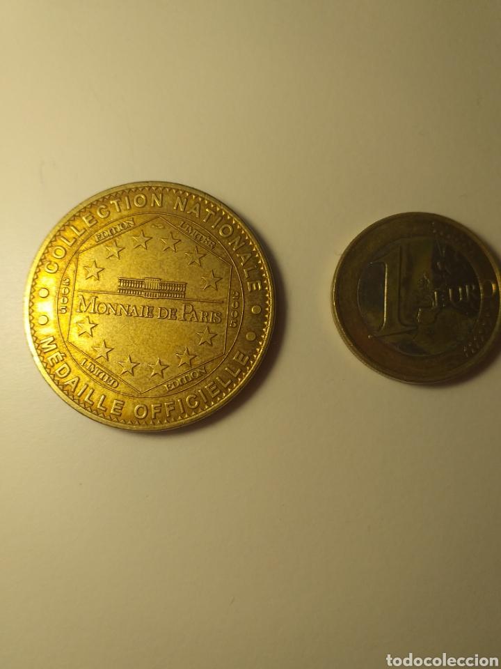 Medallas temáticas: Medalla oficial coleccion nacional monnale de pariso - Foto 2 - 195347608
