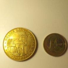 Medallas temáticas: MEDALLA OFICIAL COLECCION NACIONAL MONNALE DE PARISO. Lote 195347608