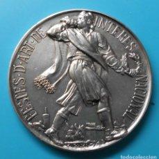 Medallas temáticas: FESTES D' ART DE INTERES NACIONAL. Lote 195415926