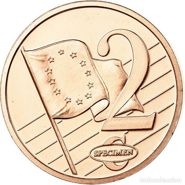 Medallas temáticas: Vaticano, medalla, 2 C, Essai-Trial Jean Paul II, 2002, FDC, Cobre - Foto 2 - 195512385
