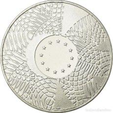 Medallas temáticas: LUXEMBURGO, MEDALLA, ETATS-UNIS D'EUROPE, FDC, BRONCE PLATEADO. Lote 195513318