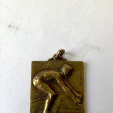 Medallas temáticas: ANTIGUA MEDALLA DEPORTIVA , MEDALLA R.N. ESPAÑA X ANIVERSARIO 1949 -59. Lote 195665218