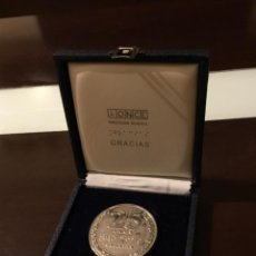 Medallas temáticas: MEDALLA ONCE 25 AÑOS DE SERVICIO EN SU ESTUCHE ORIGINAL. Lote 195793117
