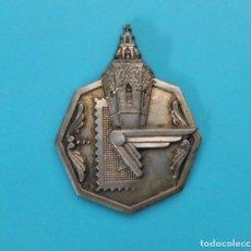 Medallas temáticas: MEDALLA II EXPOSICION FILATELICA REGIONAL DE VALENCIA, 21 AL 28 FEBRERO 1966. Lote 196111956