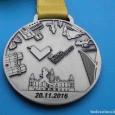 Medallas temáticas: MEDALLA, 10K VALENCIA, TRINIDAD ALFONSO, 2016. Lote 196113906