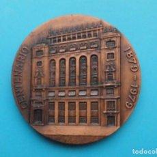 Medallas temáticas: MEDALLA ATENEO MERCANTIL VALENCIA, CENTENARIO 1879 - 1979. Lote 196216737