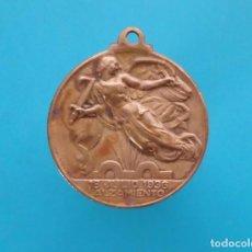 Medallas temáticas: MEDALLA 18 JULIO 1936 ALZAMIENTO, 1 ABRIL 1039 VICTORIA. Lote 196220126