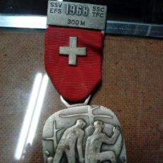 Medallas temáticas: MEDALLA DE SUIZA. Lote 197053262