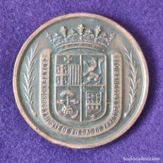 Medallas temáticas: MEDALLA DE V SEMANA DE LA JUVENTUD. CALAHORRA. 1972. CAJA DE AHORROS DE ZARAGOZA, ARAGON Y RIOJA.. Lote 197712987