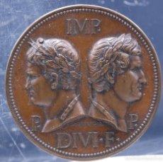 Médailles thématiques: MEDALLA EN COBRE CONGRES SCIENTIFIQUE DE FRANCE 1844 - 49 MM. Lote 197739313
