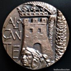 Medallas temáticas: MEDALLA ALICANTE FNMT. Lote 198015902