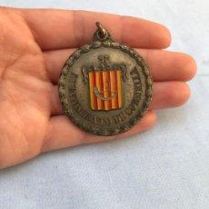 Medallas temáticas: MEDALLA AYUNTAMIENTO DE CORNELLA. Lote 200056353