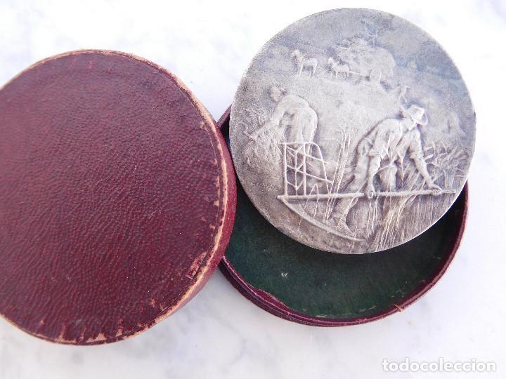 Medallas temáticas: Medalla de plata Arront de Clamecy comice agricole - Foto 6 - 201849780
