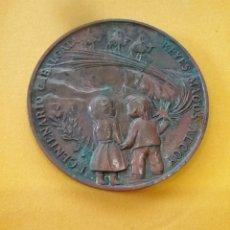 Medallas temáticas: MEDALLA I CENTENARIO CABALGATA DE LOS REYES MAGOS. ALCOY.. Lote 204075518