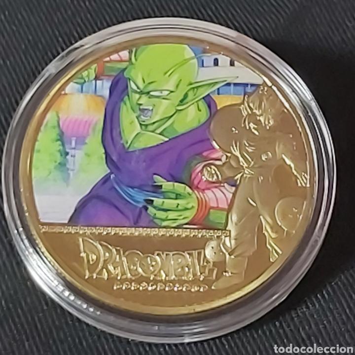 MONEDA DE DRAGON BALL. COMPLETA TU COLECCIÓN (Numismática - Medallería - Temática)