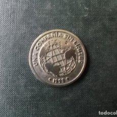 Medallas temáticas: MEDALLA 1998 TELEFONICA AMPLIACION DE CAPITAL. Lote 204239751