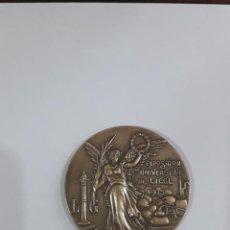 Medallas temáticas: MEDALLA EXPOSITION UNIVERSELLE DE LIEGE 1905. Lote 204399022