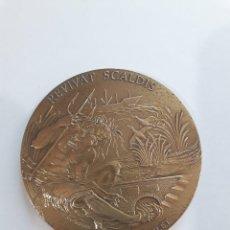 Medallas temáticas: MEDALLA REVIVAT SCALDIS. Lote 204428575