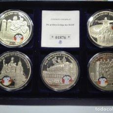Medallas temáticas: MEDALLAS CONMEMORATIVAS FINALES COPA DEL MUNDO DE FUTBOL ALEMANIA. Lote 204824242