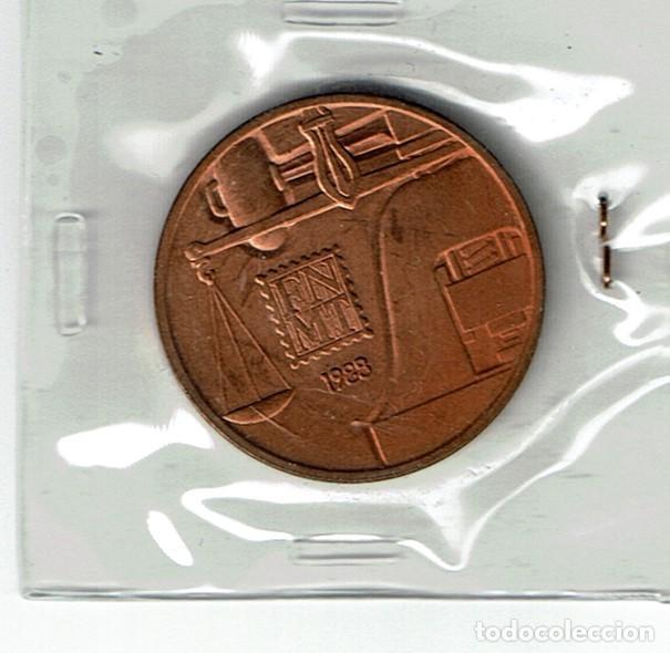 MEDALLA CONMEMORATIVA DE CECA DE SEVILLA. FNMT 1983 (Numismática - Medallería - Temática)