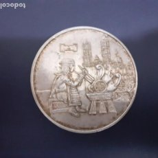 Medallas temáticas: TAXCO, MÉXICO. MEDALLÓN DE PLATA. 37,6 GRAMOS. Lote 206501636