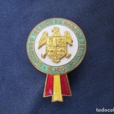 Medallas temáticas: PIN DE SOLAPA, ÉPOCA DE FRANCO, CONCURSO IBERICO DE GANADO SELECTO.. Lote 206524903