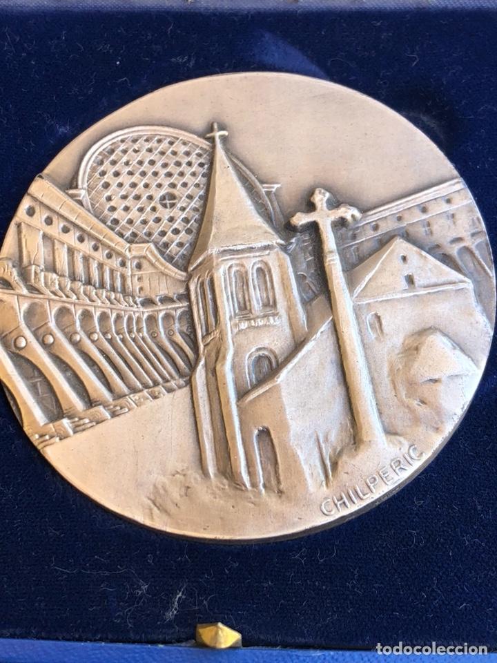 Medallas temáticas: Bonita medalla francesa a identificar - Foto 2 - 207896778