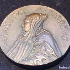 Medallas temáticas: MEDALLA: 1955 MADRID. XXVIII CONGRESO INTERNANCIONAL DE QUIMICA INDUSTRIAL. Lote 207911420