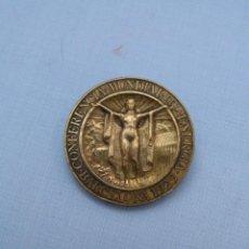 Medallas temáticas: CONFERENCIA MUNDIAL DE LA ENERGIA BARCELONA 1929 - FABRICA NACIONAL MONEDA Y TIMBRE. Lote 208784426